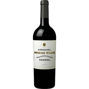 ブエナ ヴィスタ ソノマ ジンファンデル 750ml [アメリカ/赤ワイン] 送料無料※(本州のみ) [アサヒ]