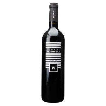 ボデガ イヌリエータ アルトス デ イヌリエ-タ レセルバ 750ml [稲葉/スペイン/ナバラ/赤ワイン/フルボディ]