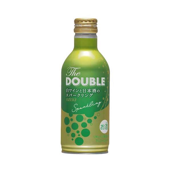【割引クーポン配布中★】大関 The DOUBLE [ボトル缶] 270ml x 24本[ケース販売] [大関/リキュール/日本/兵庫/37920]【母の日】