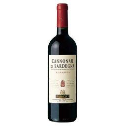 セッラ&モスカ カンノナウ リゼルヴァ 750ml [モンテ イタリア サルデーニャ 赤ワイン007636]