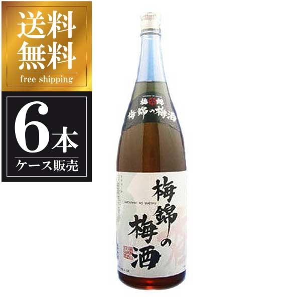 日本酒・焼酎, 梅酒  1.8L 1800ml x 6 () OKN