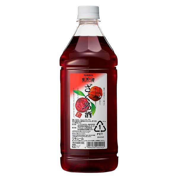 2倍 アサヒ果実の酒ざくろ酒1.8L1800ml アサヒカクテルコンク