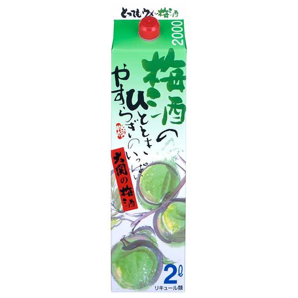 日本酒・焼酎, 梅酒  11 2L 2000ml x 6 0037796