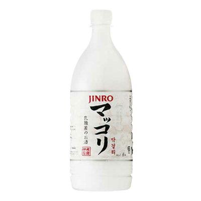 JINRO マッコリ 1L 1000ml あす楽対応 [眞露]