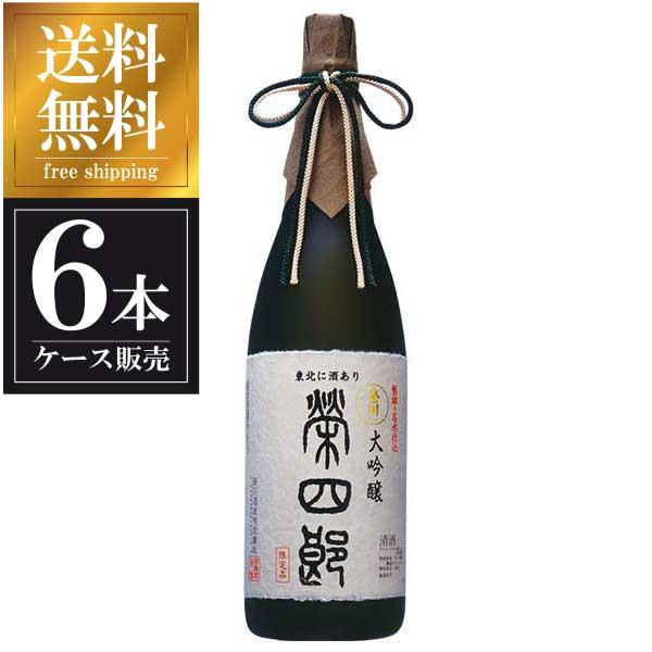 日本酒, 大吟醸酒  1.8L 1800ml x 6 ()