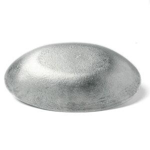 錫器・錫楕円深鉢(小)・ゆり工房
