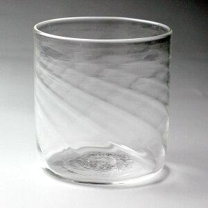 モールグラス(大)・福地ガラス工房