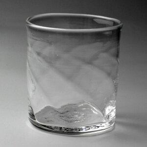 モールグラス(小)・福地ガラス工房