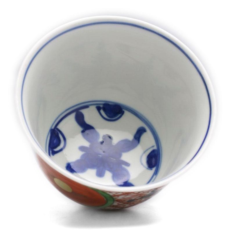 工芸店ようび『古赤絵金襴手赤玉文小碗・正木春蔵』