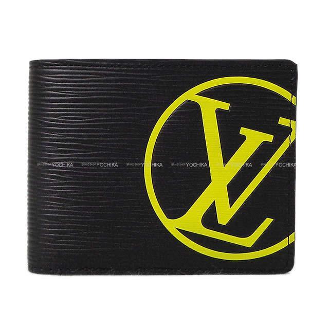 財布・ケース, レディース財布 2019 LOUIS VUITTON ()X M67907 (Circle Wallet PORTEFEUILLE Multiple BlackYellow Epi)