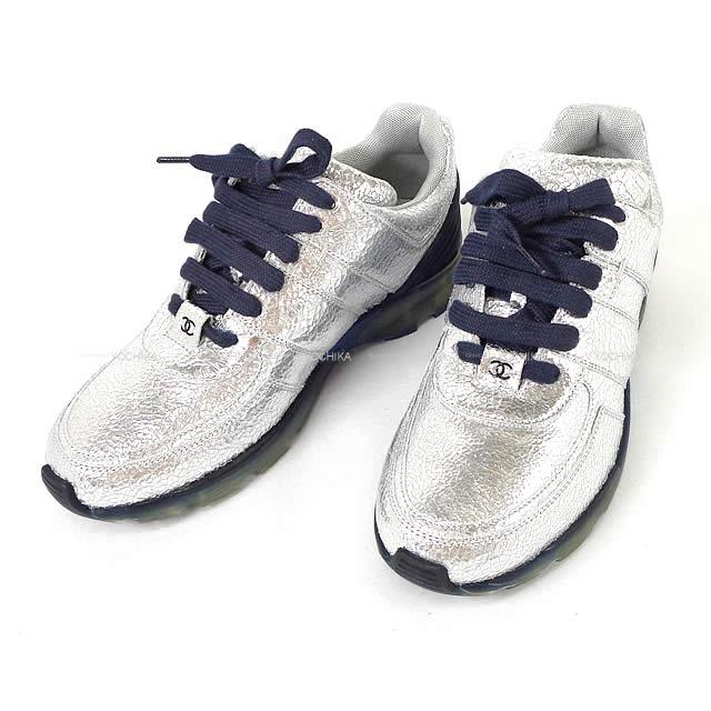 CHANEL sneakers womens CHANEL (CHANEL Ladies Met...