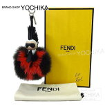 "FENDI�ե���ǥ��ե����Хå����㡼�७���ۥ����������ݥ�ݥ�""�����""��X��X��X�١�����7AR450����̤����(FENDIBagCharm""Karlito""Black/Red/White/Beige7AR450)�ڤ������б���#�����"