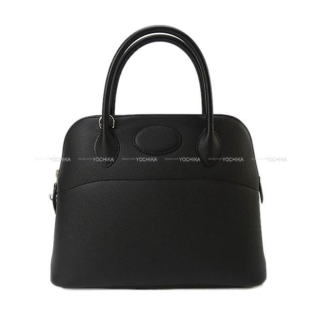 レディースバッグ, ハンドバッグ HERMES 31 () T (HERMES Bolide31 Bag Black Epsom SHWNever UsedAuthentic)