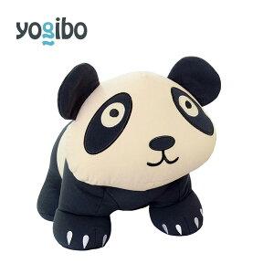 【1〜3営業日で出荷予定】Yogibo Mate Panda(シェルビー) / ヨギボー メイト シェルビー【ビーズクッション ぬいぐるみ 熊猫 パンダ】【分納の場合有り】