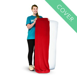 Yogibo Roll Max ヨギボー ロール マックス 専用カバー[分納の場合あり] / クッション ビーズクッション 快適すぎて動けなくなる魔法のソファ ソファベッド 洗える 抱き枕 オプション 組み合わせ