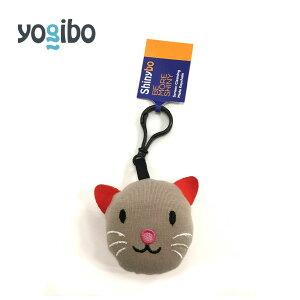 【1〜3営業日で出荷予定】Yogibo Mate Strap Cat / ヨギボー メイト ストラップ キャット【猫 ねこ 携帯ストラップ キーホルダー クリーナー】【分納の場合有り】