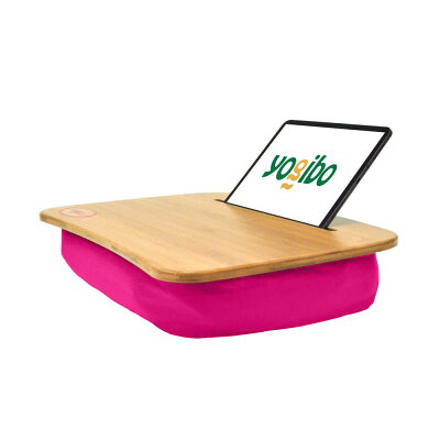 【送料無料|在宅支援】Yogibo Traybo2.0 / ヨギボー トレイボー2.0【ノートパソコン コンパクト テーブル 竹製】 画像2