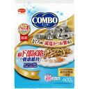 日本ペットフード コンボ キャット 猫 下部尿路の健康維持 まぐろ味 減塩かつお節添え 120g×5袋