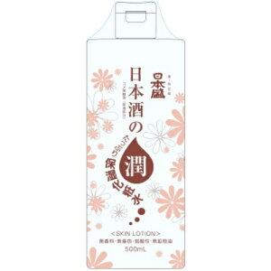 Mori moisturizing lotion of sake sake 500ml