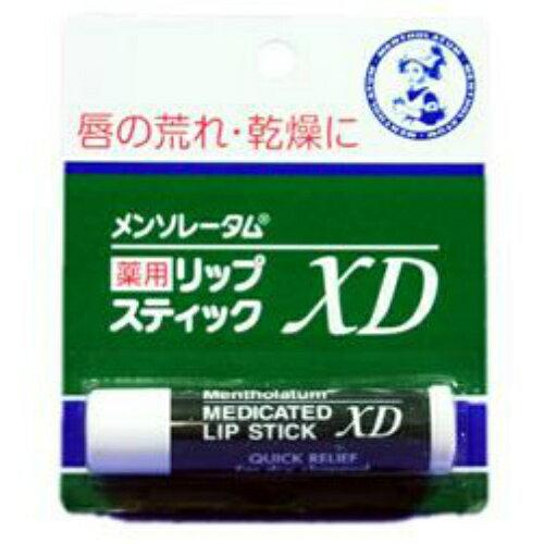 【送料込・まとめ買い×240個セット】メンソレータム 薬用リップスティック XD(4.0g)
