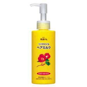黒ばら本舗 黒ばら 純椿油 ツバキオイル ヘアミルク 150ml ( 椿油の自然派ヘアケア椿油トリートメント )