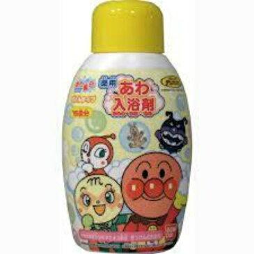 バンダイ アンパンマン あわ入浴剤ボトルタイプ 本体 300ml せっけんの香り たっぷり15回分 ( 入浴剤 バブルバス )