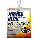 【送料無料】味の素 アミノバイタル ゼリー リフレッシュチャージ 180g 1個 1