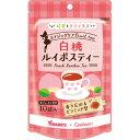 【山本漢方製薬】白桃ルイボスティー 2g×10袋 1