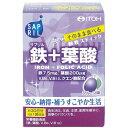 【井藤漢方製薬】サプリル 鉄+葉酸 2g×30袋
