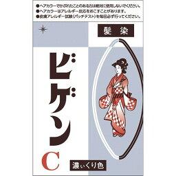 【送料込・まとめ買い×60個セット】ホーユー ビゲン C 濃い栗色 6g