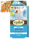 【メール便送料無料】クラシエ エピラット 脱毛テープ ミニサイズ 22枚
