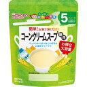 【×3個 配送おまかせ送料込】和光堂 たっぷり手作り応援 コーンクリームスープ 徳用 顆粒 5か月頃から 58g(約16回分) 1個