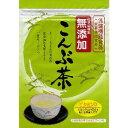 【×4個 配送おまかせ送料込】大阪ぎょくろえん 無添加 こんぶ茶 36g