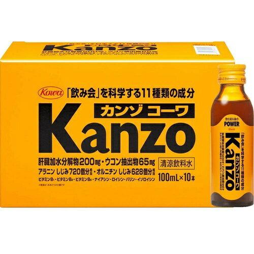 栄養・健康ドリンク, 栄養ドリンク剤  Kanzo 100ml10(4987067464906)