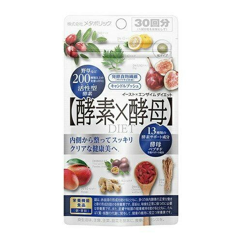 ダイエットドリンク, 酵素配合飲料 6 30 60