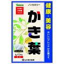 【送料無料・まとめ買い6個セット】山本漢方製薬 かき葉 5g×24包 1
