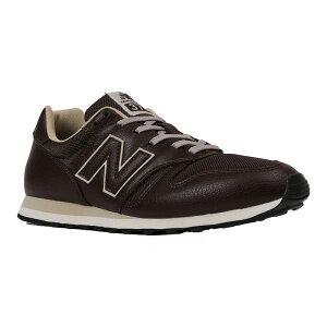 ニューバランス newbalance メンズ/レディース スニーカー NB ML373 BRN 2E ブラウン