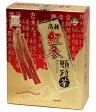 高麗紅参顆粒茶 3g×50包 【RCP】