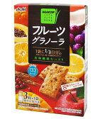 バランスアップ フルーツグラノーラ 3枚×5袋 [栄養機能食品] 【Asahi】 [バランス栄養食/ダイエット食品]【RCP】