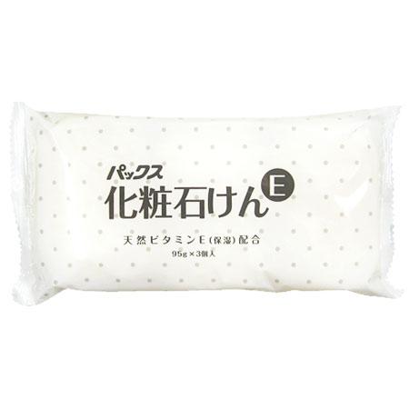 Sun oil Pax cosmetic SOAP E 95 g x 3 pieces