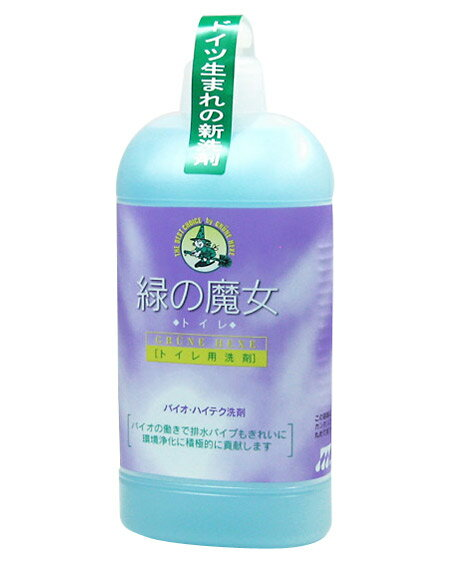 Green Witch toilet 420 ml ★ total 1980 yen or more at ★