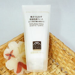 Moisturizing Matsuyama oil moisturizing moisture facial cleansing form 100 g ★ total 1980 yen or more at ★