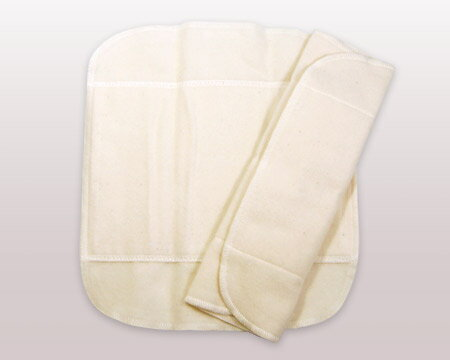 Cloth napkins White Rabbit M size trifold ★ total 1980 yen or more at ★