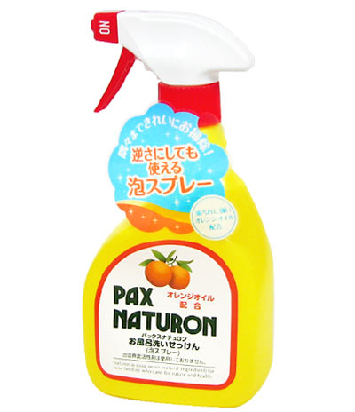 At Sun fat Pax ナチュロン bath SOAP foam sprays 500 ml ★ total 1980 Yen more than it ★