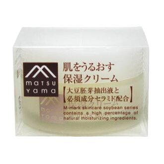 松山控油保濕潤膚霜保濕霜 50 克
