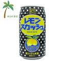 【不二家】レモンスカッシュ 350ml×24 【同梱不可】【送料無料】