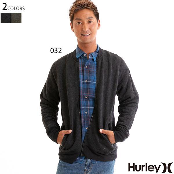 メンズファッション, コート・ジャケット Hurley HOLLOWKNIT BOMNER FLC