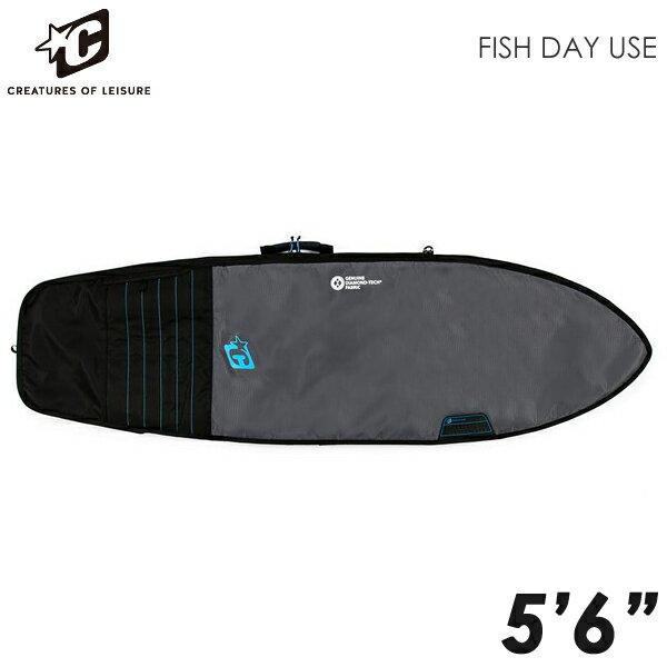 サーフィン・ボディボード, ボードケース SALE CREATURES DAY USE RETROFISH 56