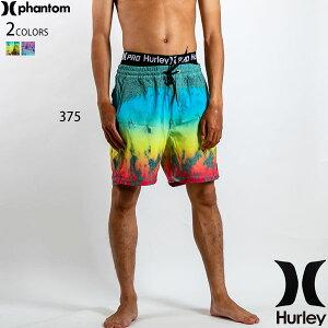 HURLEY ハーレー 水着 メンズ サーフパンツ 人気 ブランド 伸縮レベルB 17丈