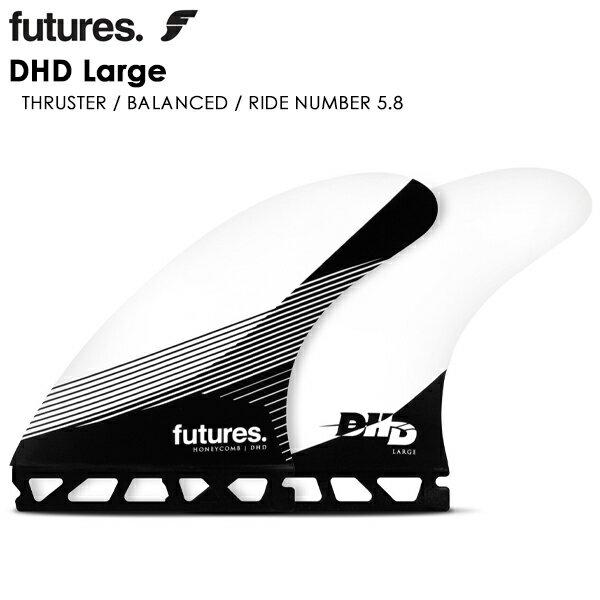 サーフィン・ボディボード, ボードフィン SALE FUTURE FIN RTM HEX DHD LARGE